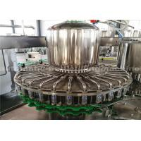 PET Bottle Washing Filling Capping Machine For Complete Juice Production Line Manufactures