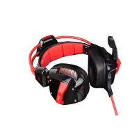 Aula G97V Wired Gaming Headset With Mic Bass Surround Noise Canceling Microphone Manufactures