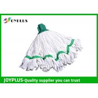 Floor Cleaning Accessories Home Cleaning Mop / Microfiber Mop Heads Withe Color Manufactures