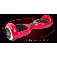 China Standing Seatless Self Balance Drifting Electric Vehicle Rechargeable Battery Powered on sale
