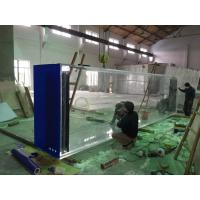 Square 20mm To 100mm Thickness Acrylic Aquarium Tanks ISO9001 SGS Manufactures