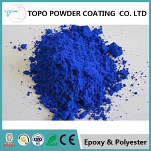 RAL 1012 Textured Powder Coat For Ferrous Metal 1.1-1.8 G/Cm3 Density Manufactures