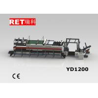 Buy cheap Automatic Positioning Sheet Cutting Machine For Aluminum Foil Laminated from wholesalers