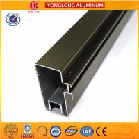 China Strong Impact Resistance Extruded Aluminum Electronics Enclosure High Film Adhesion on sale