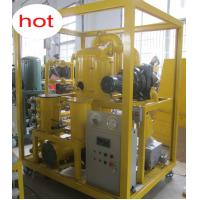 High-Efficiency Insulation Transformer Oil Purifier Machine Manufactures