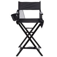 China Long Lifespan Makeup Vanity Chair Salon Furniture With Full - Width Footrest on sale