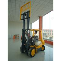 2.5ton diesel engine forklift truck with fork positioner