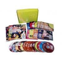 China CD Album Dance Fitness Workout DVD , Weight Training For Women Dvd on sale
