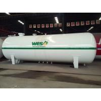 Propane Butane Gas Bullet Storage Tank For Big Gas Station Installation 100CBM