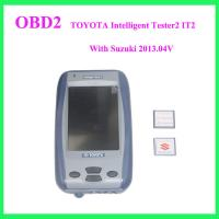 TOYOTA Intelligent Tester2 IT2 With Suzuki 2013.04V Manufactures