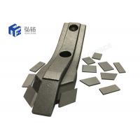 China Customized Tungsten Carbide Wear Plate for Agricultural Spare Parts on sale
