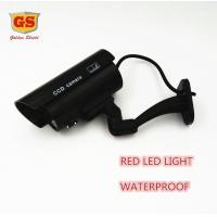 GS Fake Dummy Camera CCTV Surveillance Camera Waterproof Outdoor Indoor Shop Home Security With LED Light Fake Camera Manufactures