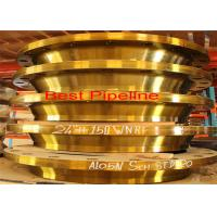 RC-BL AS2129 Forged Steel Flanges Flat Face / Full Face Flange Gasket Manufactures