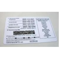 China Scratch off cards / scratch ticket on sale