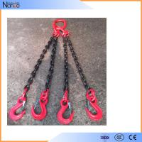 Industrial Polyester Sling Lifting Loading Chain Sling With Hook Manufactures