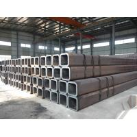 Railway Constructions Cold Formed Seamless Steel Square Tubing ASTM A500 Manufactures