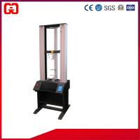Servo Double Column Universal Testing Machine Strength Testing With 400W Servo Motor, 500KG , 1000mm Test stroke Manufactures