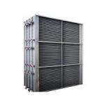 100 T Boiler Part Tubular Air Preheater / APH In Boiler Natural Circulation