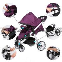 China Baby stroller 3 in 1, big baby stroller for wholesale on sale