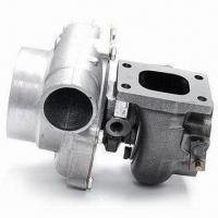 Dual Ball Bearing Turbo with T25 Turbine .64 AR, Oil and water-cooled bearing system Manufactures