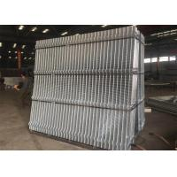 Hot dipped Galvanized 358 wire Fence Panels 2200mm/2300mm x 2515mm width Mesh 12.70mm*76.20mm diameter 3.00mm Manufactures