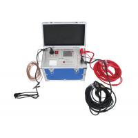 Loop resistance tester High Voltage Testing Equipment With big testing current Manufactures