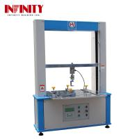 Material Rubber Tensile Testing Machine , Keyboard Cap Universal Tensile Tester for sale