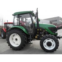 95.6kw Power Small Diesel Garden Tractors With Diesel Engine Dry Dual Stage Type Manufactures