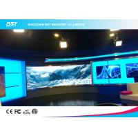 China P5mm Indoor Curved LED Display screen, SMD2121 full color led screen for TV station wholesale