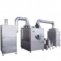 High Efficient Tablet Coating Equipment , Coating Machine In Pharmaceutical Industry Manufactures