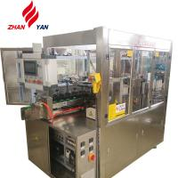 Hot Melt Glue Self Adhesive Labeling Machine With Max18000BPH Capacity Manufactures