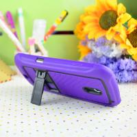 Buy cheap Purple Samsung Galaxy Nexus i9250 Case, Stand Smart Phone Cover Protector For from wholesalers