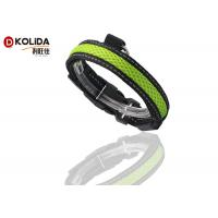Luminous Nylon Super Bright Flashing LED Dog Safety Collar Easy Walking For Doggies Manufactures