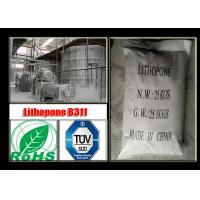 China High Dispersion Lithopone Paints , Industrial Grade ZnSBaso4 CAS No 1345-05-7 on sale