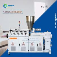 China Sinohs CE ISO SJZ-65/132 PVC Plastic Extruder Machine on sale
