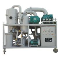 Double-Stage Vacuum Insulating Oil Regeneration Purifier/ Oil filtering (Series ZYD-I) Manufactures