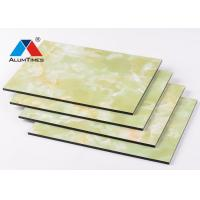 Lightweight Aluminum Composite Panel For Building Exterior Curtain Walls Manufactures