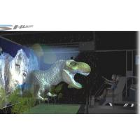 Real Feelings Theme Park 6D Cinema Equipment , Dynamic Motion Movie Equipment Manufactures