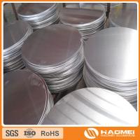 Factory Wholesale Price 1050 1060 3003 Aluminum Circle/Wafer/ Disc for Cookware, Kitchen, Lamp Use Manufactures