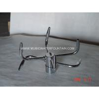 """Copper Material  Water Fountain Nozzles Rotating Water Jet Nozzles 1"""" Manufactures"""