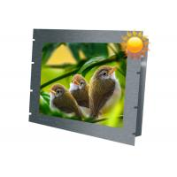 Super High Bright Marine Custom LCD Monitor 1500 Nits Waterptoof For Digital Signage Manufactures