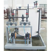sodium hypochlorite Dosing Pot For Chilled Water System Manufactures