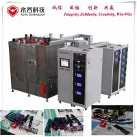 Stainless Steel 316 PVD Plating Machine For Writing Instrument / Pen Parts