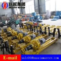 China KQZ-100D Air Pressure and Electricity Joint-action DTH portable drilling rig on sale