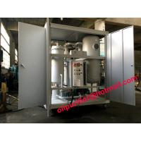 Weather-proof shelter movable turbine oil purification plant, turbine oil reondition unit, steam lube oil purifier Manufactures