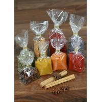 Snack Food OPP Square / Block Bottom Bags , Side Gusset Bag Manufactures