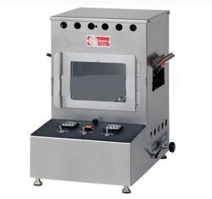 Vinyl Plastic Film Vertical Flammability Test Machine For CFR 16 Part 1611 Manufactures