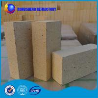 China High grade bauxite insulating firebrick / High Alumina Refractory Brick For Furnace on sale