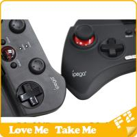 Hot ipega 9025 bluetooth game controller game pad for iPad iPhone Moto HTC Samsung Android Tablet PC Bluetooth 3.0 Manufactures