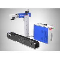 Pen Laser Engraving And Marking Machine With Customized Conveyor Belt , PEDB-460 Manufactures